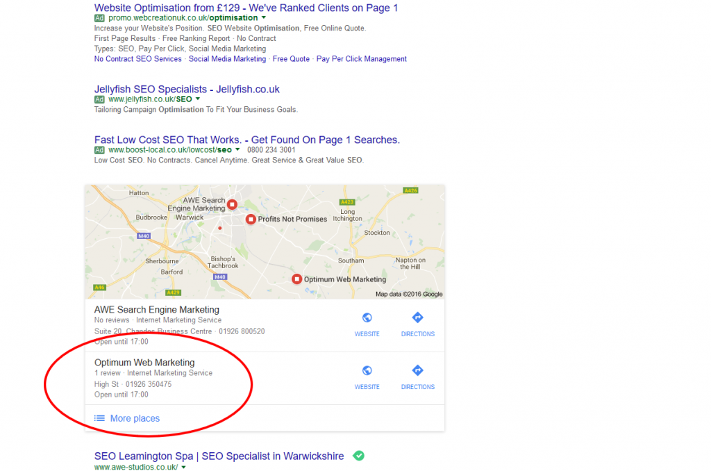 search-optimisation-leamington-spa-warwickshire-google-search1